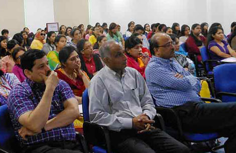 CNE is collaboration with Indian Dietetics Association, Pune, 2017