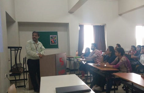 Guest lecture by Dr. Abhijeet Safai