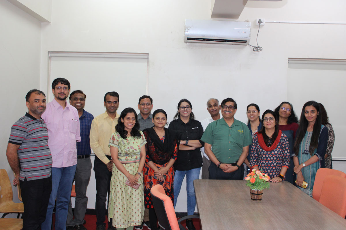 Prof. Kalidas Shetty - Seminar on Trends in Food Science 16th to 26th July 2019.