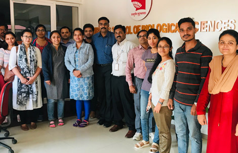 Ph.D. Course Work with Dr. Manohar Desai, Batch 2018