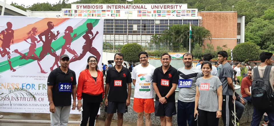 Independence Day celebrations & Fitness for Freedom Run: 15th August 2019