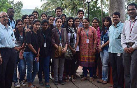 Student's visit to Ventri Biologicals